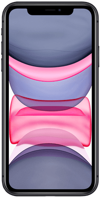 Apple iPhone 11 (128GB Black) at £29.00 on Red (24 Month(s) contract) with UNLIMITED mins; UNLIMITED texts; 6000MB of 5G data. £54.00 a month.