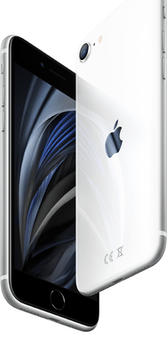 Apple iPhone SE (2020) (256GB White) at £29.00 on Unlimited Max (24 Month(s) contract) with UNLIMITED mins; UNLIMITED texts; UNLIMITEDMB of 5G data. £59.00 a month.