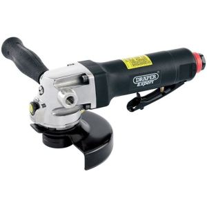 Draper Composite Body Air Angle Grinder (115mm)