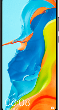 Huawei P30 Lite 2020 Dual SIM (256GB Midnight Black) at £29.00 on Unlimited with Entertainment (24 Month(s) contract) with UNLIMITED mins; UNLIMITED texts; UNLIMITEDMB of 5G data. £45.00 a month.