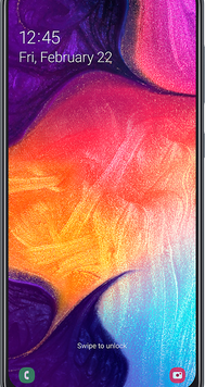 Samsung Galaxy A50 (128GB Black Used Grade A) at £9.00 on Unlimited Max with Entertainment (24 Month(s) contract) with UNLIMITED mins; UNLIMITED texts; UNLIMITEDMB of 5G data. £50.00 a month.