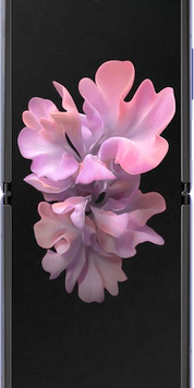 Samsung Galaxy Z Flip (256GB Mirror Purple) at £99.00 on Unlimited Lite (24 Month(s) contract) with UNLIMITED mins; UNLIMITED texts; UNLIMITEDMB of 5G data. £84.00 a month.