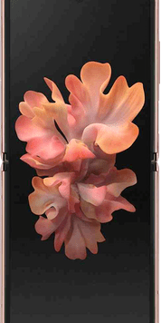 Samsung Galaxy Z Flip 5G (256GB Mystic Bronze) at £99.00 on Red with Entertainment (24 Month(s) contract) with UNLIMITED mins; UNLIMITED texts; 24000MB of 5G data. £88.00 a month.