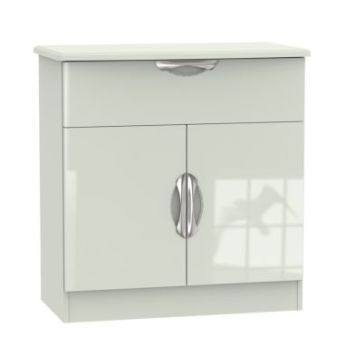 Weybourne Sideboard Cream 2 Door 1 Drawer
