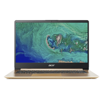 Acer Swift 1 Ultra-thin Laptop | SF114-32 | Gold