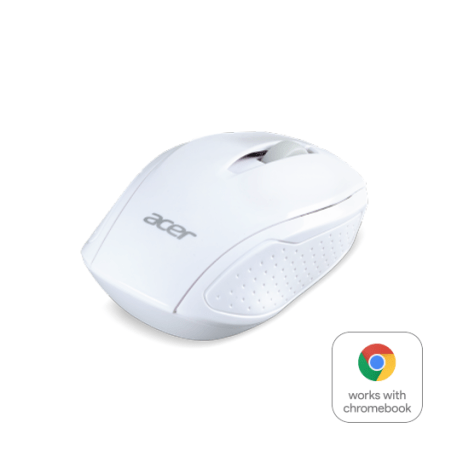 Acer Wireless Optical Mouse for CB | White
