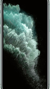 Apple iPhone 11 Pro (256GB Midnight Green) at £59.00 on Red (24 Month(s) contract) with UNLIMITED mins; UNLIMITED texts; 2000MB of 4G data. £62.00 a month.