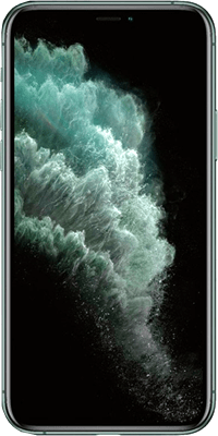 Apple iPhone 11 Pro (64GB Midnight Green) at £79.00 on Red (24 Month(s) contract) with UNLIMITED mins; UNLIMITED texts; 6000MB of 5G data. £58.00 a month.