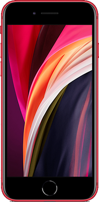 Apple iPhone SE (2020) (256GB (PRODUCT) RED) at £29.00 on Red (24 Month(s) contract) with UNLIMITED mins; UNLIMITED texts; 24000MB of 5G data. £47.00 a month.