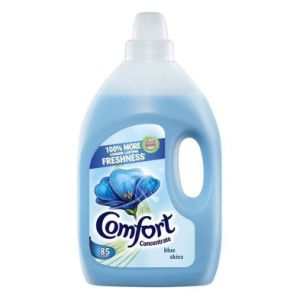 Comfort Blue Fabric Conditioner 85 Washes 3 Litres