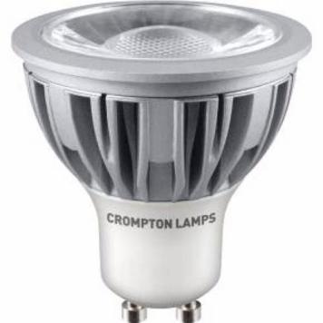 Crompton 5W LED COB GU10 Bulb - Cool White