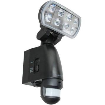 ESP Wifi LED Floodlight, Camera & PIR