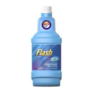 Flash Power Mop Solution Floor Cleaner 1.25L