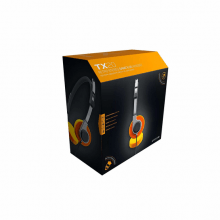 Gioteck TX-20 Stereo Retro Headset Switch