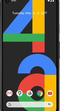Google Pixel 4a (128GB Just Black) at £29.00 on Unlimited Max (24 Month(s) contract) with UNLIMITED mins; UNLIMITED texts; UNLIMITEDMB of 5G data. £51.00 a month.