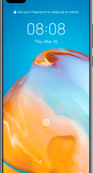 Huawei P40 Pro 5G (256GB Silver) at £49.00 on Red (24 Month(s) contract) with UNLIMITED mins; UNLIMITED texts; 24000MB of 5G data. £43.00 a month.