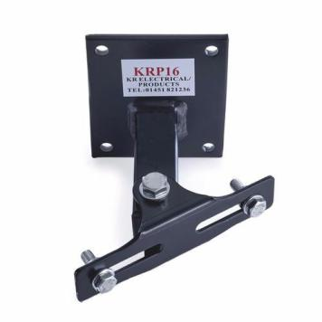 KR Adjustable Black Swivel Bracket for 20-30W LED Floodlight