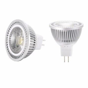 KnightsBridge 5W LED GU5.3 MR16 Bulb - Warm White