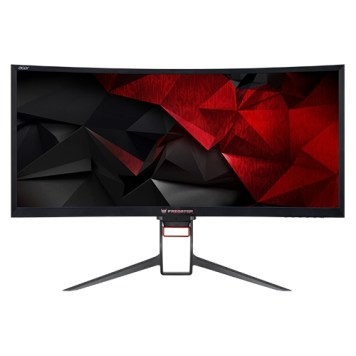 Predator ZX Curved Gaming Monitor | Predator Z35P | Black