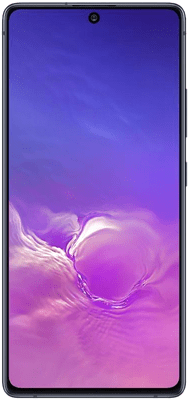 Samsung Galaxy S10 Lite (128GB Prism Black) at £89.00 on Red (24 Month(s) contract) with UNLIMITED mins; UNLIMITED texts; 6000MB of 5G data. £34.00 a month.