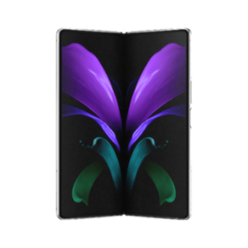 Samsung Galaxy Z Fold2 5G (256GB Mystic Black) at £629.00 on Red with Entertainment (24 Month(s) contract) with UNLIMITED mins; UNLIMITED texts; 6000MB of 5G data. £89.00 a month.