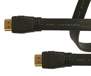 1.5m Flat Hdmi Cable High Speed Ethernet 1.4 2.0