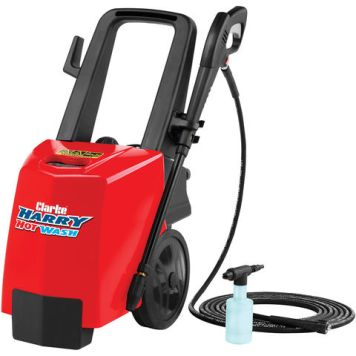 15% Off Weekend Clarke Harry Hot Wash High Pressure Washer (230V)