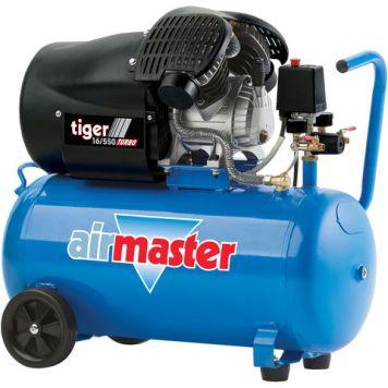 Airmaster Airmaster Tiger 16/550 14.5cfm 50 Litre 3HP Air Compressor (230V)