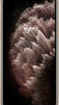 Apple iPhone 11 Pro (256GB Gold) at £49.00 on Red (24 Month(s) contract) with UNLIMITED mins; UNLIMITED texts; 24000MB of 5G data. £75.00 a month.