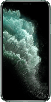 Apple iPhone 11 Pro Max (64GB Midnight Green) at £49.00 on Red (24 Month(s) contract) with UNLIMITED mins; UNLIMITED texts; 24000MB of 5G data. £71.00 a month.