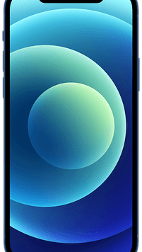Apple iPhone 12 5G (128GB Blue) at £29.00 on Unlimited with Entertainment (24 Month(s) contract) with UNLIMITED mins; UNLIMITED texts; UNLIMITEDMB of 5G data. £77.00 a month.