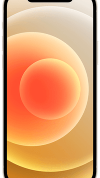 Apple iPhone 12 5G (64GB White) at £79.00 on Red (24 Month(s) contract) with UNLIMITED mins; UNLIMITED texts; 6000MB of 5G data. £54.00 a month.