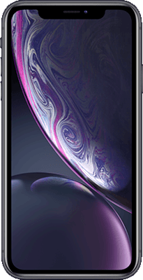 Apple iPhone XR (128GB Black) at £9.00 on Red with Entertainment (24 Month(s) contract) with UNLIMITED mins; UNLIMITED texts; 24000MB of 5G data. £58.00 a month.