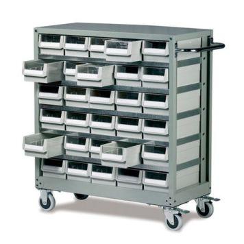 Barton Storage Barton Topdrawer Trolley - 30 Drawers