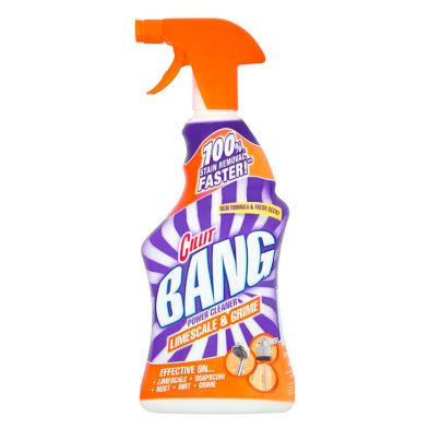 Cillit Bang Power Cleaner Limescale & Shine 750ml