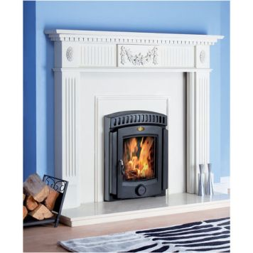 Clarke Clarke Beaulieu 4.7kW Wood Burning Inset Cast Iron Stove