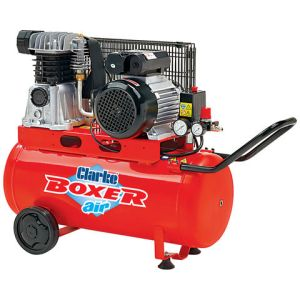 Clarke Clarke Boxer 14/50P 14cfm 50Litre 3HP Belt Driven Air Compressor (230V)