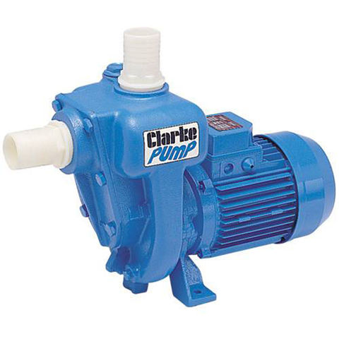 Clarke Clarke CPE30A1 Ind. Self Priming Water Pump (230V)
