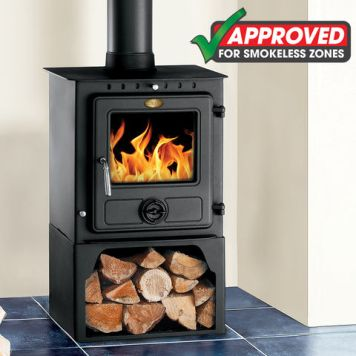 Clarke Clarke Eton II Steel Wood Burning Stove