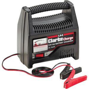 Clarke Clarke LA6 6A Battery Charger