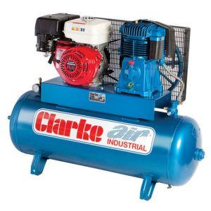 Clarke Clarke SP27C150 25cfm 150Litre 8HP Petrol Air Compressor