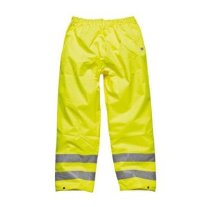 Dark Nights Dickies 'Highway' High Visibility Safety Trousers