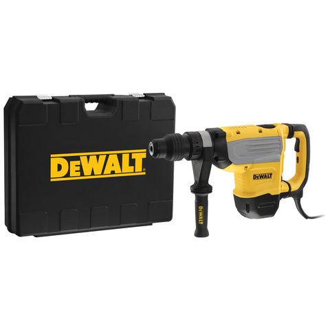 DeWalt DeWalt D25733K-GB 8kg SDS MAX Combination Hammer Drill (230V)