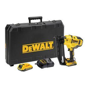 DeWalt DeWalt DCN660D2 18V XR Brushless 16GA Nailer with 2x2.0Ah Batteries