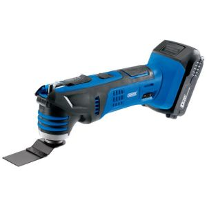Draper Draper D20 20V Oscillating Multi Tool with 2Ah Battery and Charger