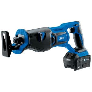 Draper Draper D20RS28SET D20 20V Brushless Reciprocating Saw with 3Ah Battery and Fast Charger
