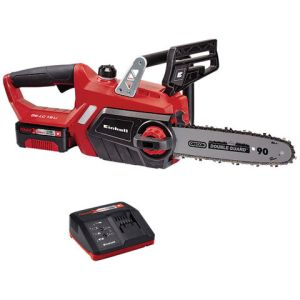 Einhell Power X-Change Einhell GE-LC 18 Li Power X-Change 25cm 18V Lithium Ion Cordless Chainsaw Kit with 3.0Ah Battery