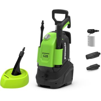 Greenworks Greenworks G20 1.4kW Pressure Washer (230V)