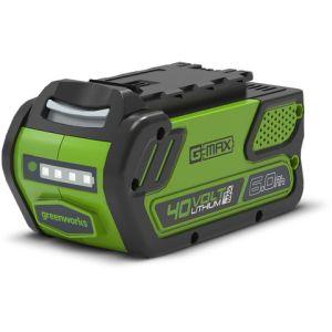 Greenworks Greenworks GWG40B6 40V 6Ah Battery