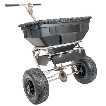 Handy Handy THSSALT 56kg Push Salt Spreader